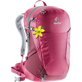 deuter Futura 22 SL Backpack Women ruby/maron